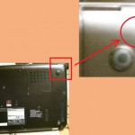 Toshiba P55 Reboot Hole Location
